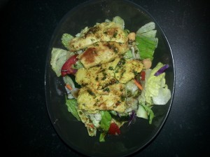 shawarma_salad